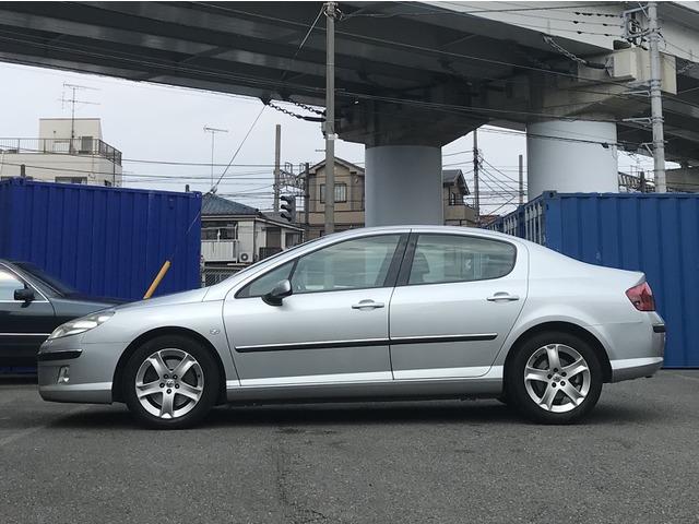 「プジョー」「407」「セダン」「神奈川県」の中古車9