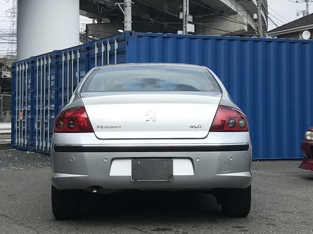 「プジョー」「407」「セダン」「神奈川県」の中古車6