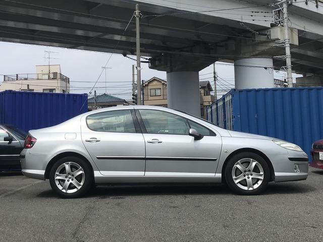 「プジョー」「407」「セダン」「神奈川県」の中古車10