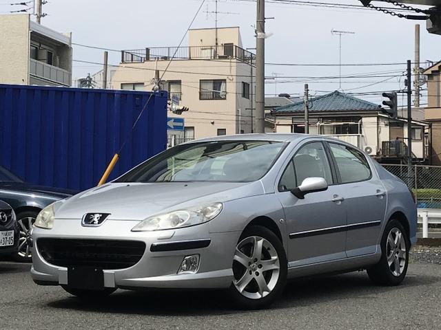 「プジョー」「407」「セダン」「神奈川県」の中古車3