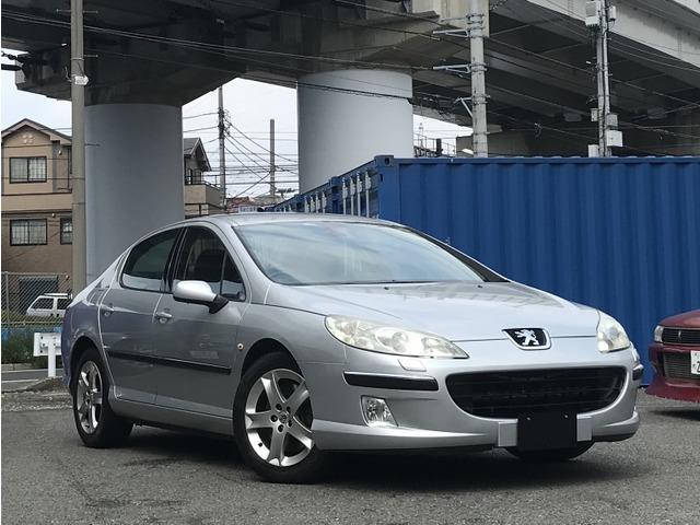 「プジョー」「407」「セダン」「神奈川県」の中古車4