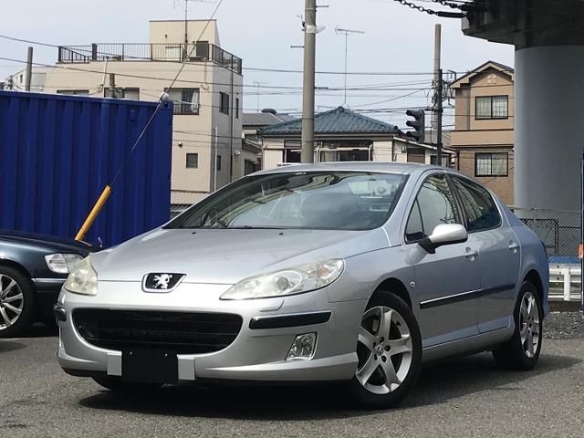 「プジョー」「407」「セダン」「神奈川県」の中古車