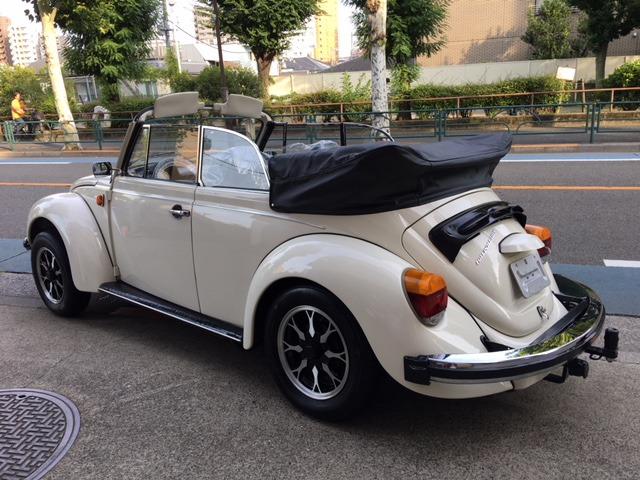 「フォルクスワーゲン」「ビートルカブリオレ」「オープンカー」「東京都」の中古車2