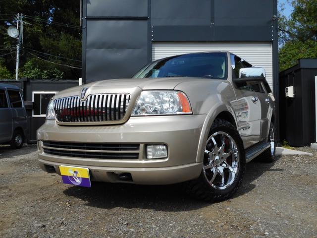 「リンカーン」「ナビゲーター」「SUV・クロカン」「北海道」の中古車