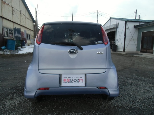 「スバル」「R2」「コンパクトカー」「青森県」の中古車6