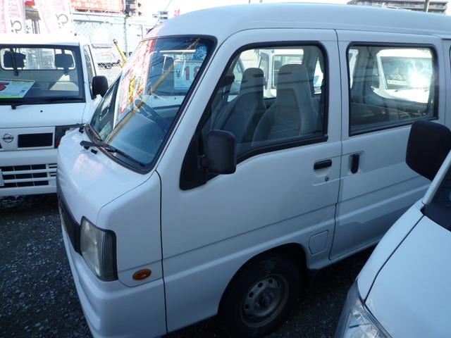 「スバル」「サンバー」「コンパクトカー」「神奈川県」の中古車3