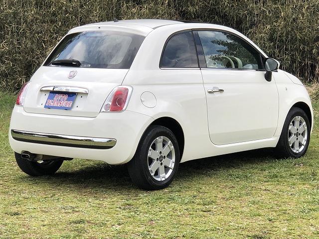 「フィアット」「500」「コンパクトカー」「茨城県」の中古車10