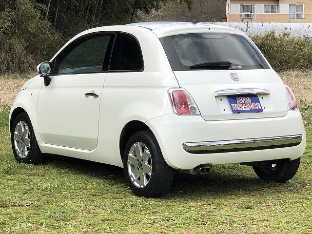 「フィアット」「500」「コンパクトカー」「茨城県」の中古車2