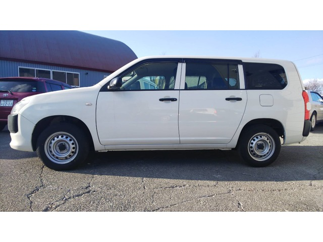 「トヨタ」「サクシードバン」「商用車」「北海道」の中古車6