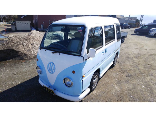 「スバル」「サンバーディアス」「コンパクトカー」「北海道」の中古車4