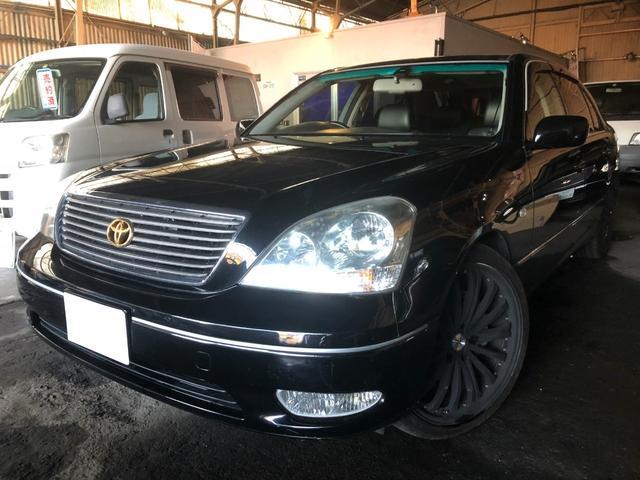 「トヨタ」「セルシオ」「セダン」「愛知県」の中古車2