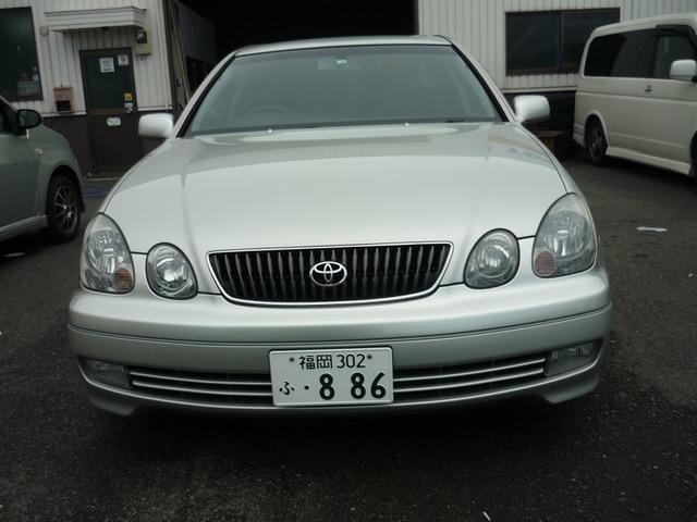 「トヨタ」「アリスト」「セダン」「福岡県」の中古車10