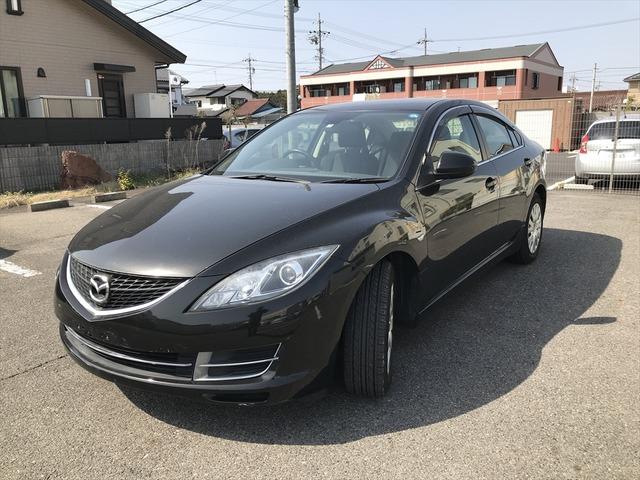 「マツダ」「アテンザ」「セダン」「愛知県」の中古車7