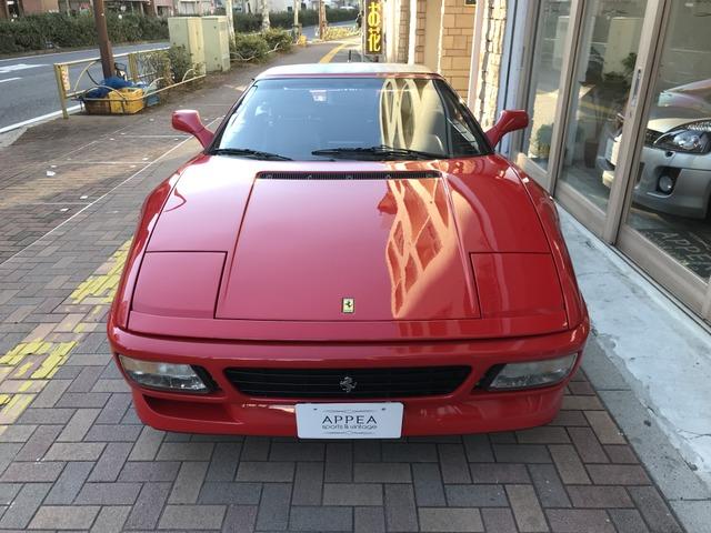 「フェラーリ」「348」「クーペ」「東京都」の中古車6