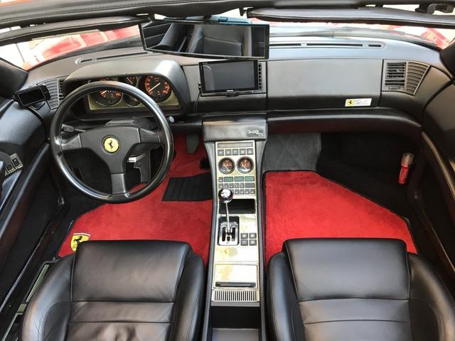 「フェラーリ」「348」「クーペ」「東京都」の中古車9