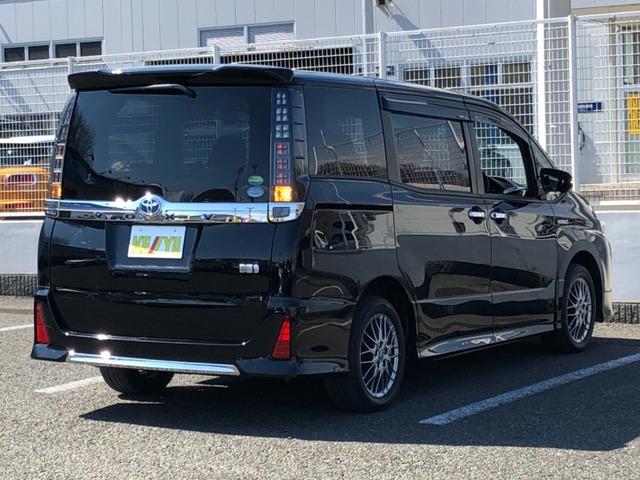 「トヨタ」「ヴォクシー」「ミニバン・ワンボックス」「栃木県」の中古車5
