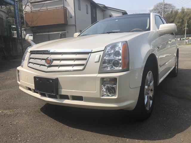 「キャデラック」「SRX」「SUV・クロカン」「神奈川県」の中古車