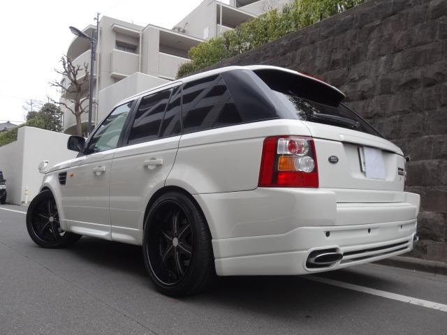 「ランドローバー」「レンジローバースポーツ」「SUV・クロカン」「東京都」の中古車9