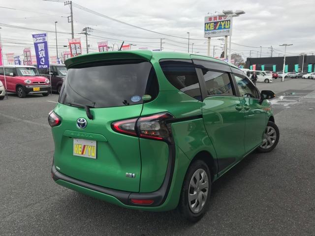 「トヨタ」「シエンタ」「ミニバン・ワンボックス」「千葉県」の中古車2
