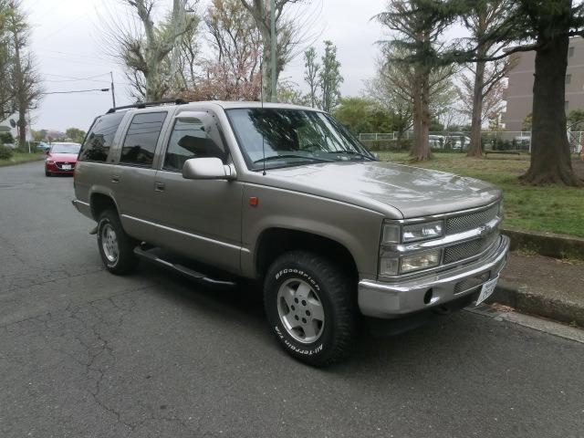 「シボレー」「タホ」「SUV・クロカン」「神奈川県」の中古車