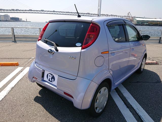 「スバル」「R2」「コンパクトカー」「兵庫県」の中古車9