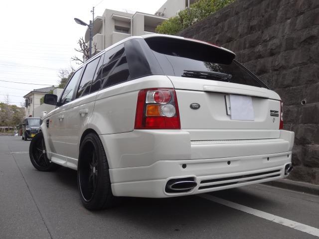 「ランドローバー」「レンジローバースポーツ」「SUV・クロカン」「東京都」の中古車2