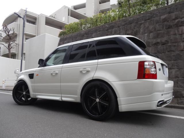 「ランドローバー」「レンジローバースポーツ」「SUV・クロカン」「東京都」の中古車8