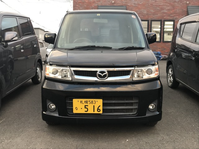 「マツダ」「AZ-ワゴン」「コンパクトカー」「北海道」の中古車