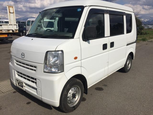 「マツダ」「スクラム」「コンパクトカー」「富山県」の中古車