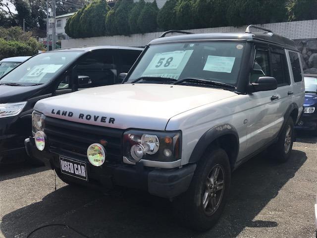 「ランドローバー」「ディスカバリー」「SUV・クロカン」「福岡県」の中古車