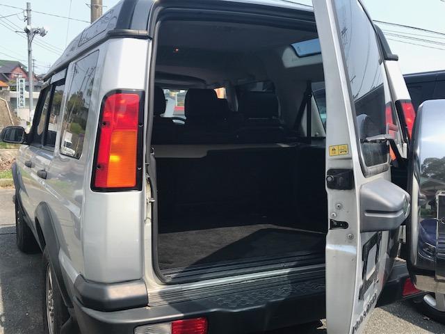 「ランドローバー」「ディスカバリー」「SUV・クロカン」「福岡県」の中古車9