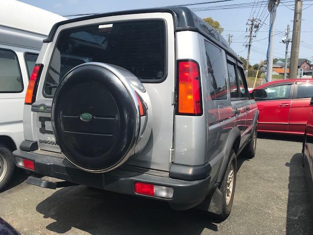 「ランドローバー」「ディスカバリー」「SUV・クロカン」「福岡県」の中古車6