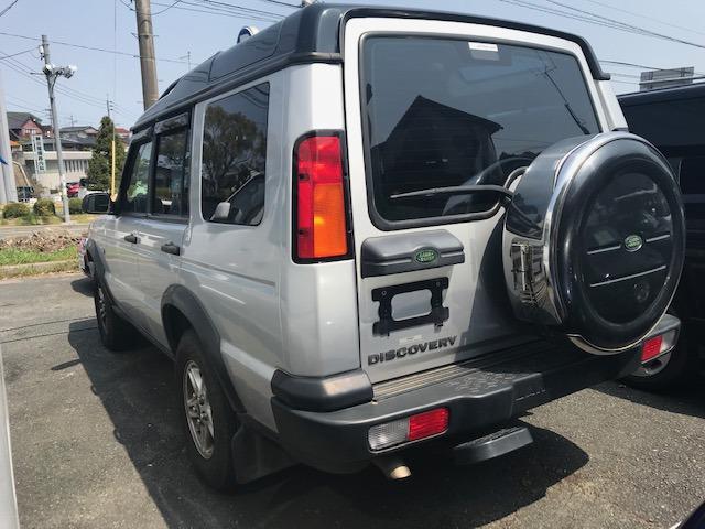 「ランドローバー」「ディスカバリー」「SUV・クロカン」「福岡県」の中古車7