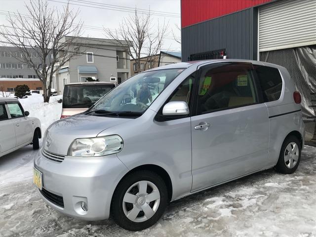 「トヨタ」「ポルテ」「コンパクトカー」「北海道」の中古車8