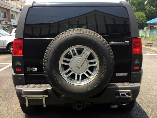 「ハマー」「H3」「SUV・クロカン」「京都府」の中古車2