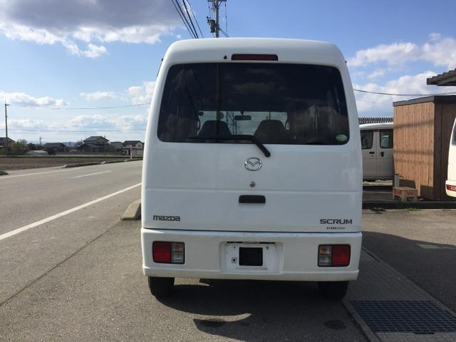 「マツダ」「スクラム」「コンパクトカー」「富山県」の中古車8