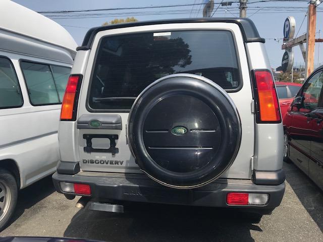 「ランドローバー」「ディスカバリー」「SUV・クロカン」「福岡県」の中古車2