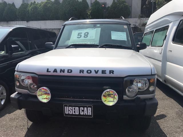 「ランドローバー」「ディスカバリー」「SUV・クロカン」「福岡県」の中古車5