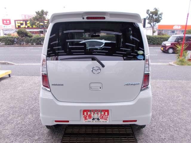 「マツダ」「AZ-ワゴン」「コンパクトカー」「大阪府」の中古車6