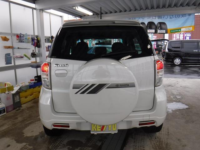 「トヨタ」「ラッシュ」「SUV・クロカン」「山形県」の中古車