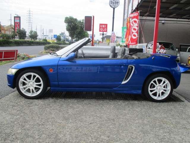 「ホンダ」「ビート」「オープンカー」「大阪府」の中古車8