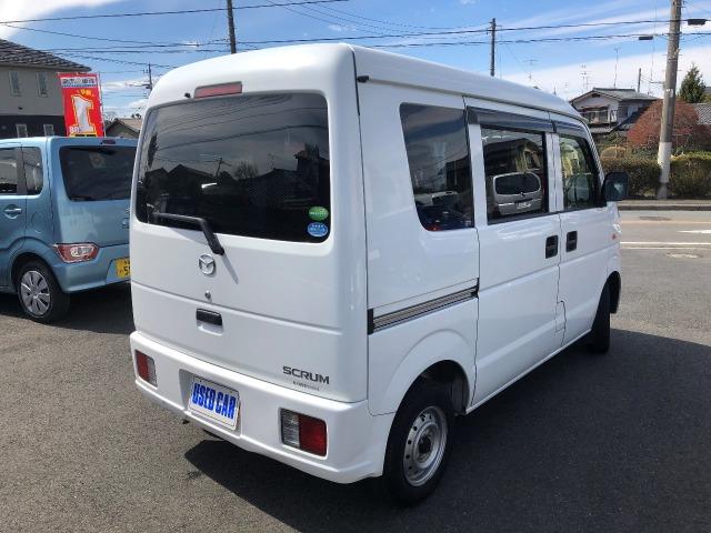 「マツダ」「スクラム」「コンパクトカー」「東京都」の中古車7