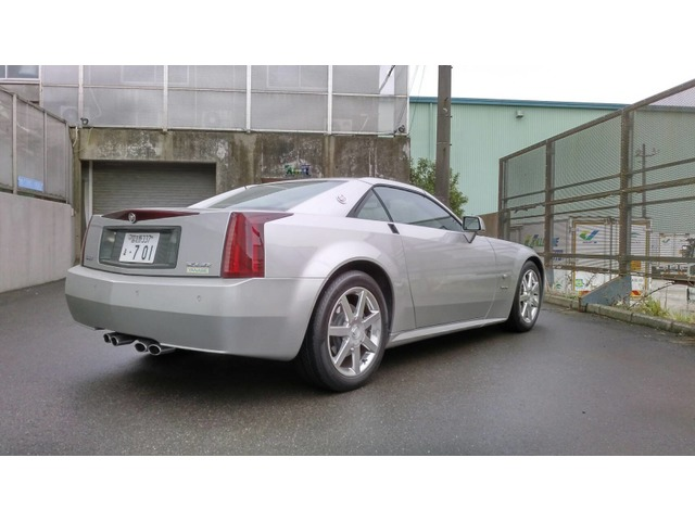 「キャデラック」「XLR」「オープンカー」「千葉県」の中古車5