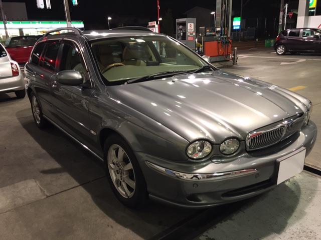 「ジャガー」「Xタイプエステート」「ステーションワゴン」「東京都」の中古車