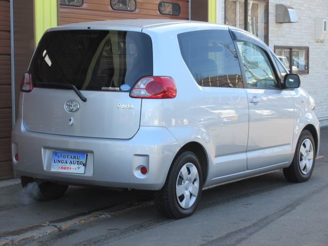 「トヨタ」「ポルテ」「コンパクトカー」「北海道」の中古車7