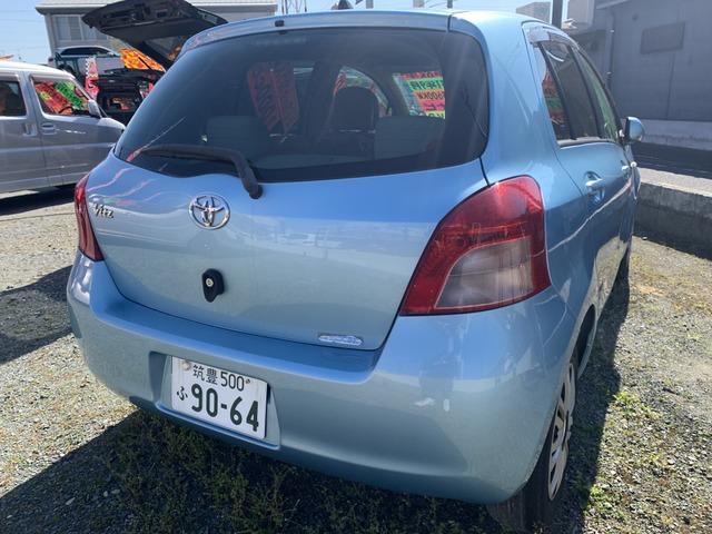 「トヨタ」「ヴィッツ」「コンパクトカー」「福岡県」の中古車7