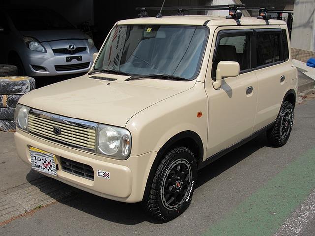 「スズキ」「アルトラパン」「コンパクトカー」「千葉県」の中古車