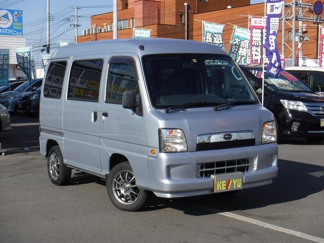 「スバル」「サンバー」「軽自動車」「新潟県」の中古車6