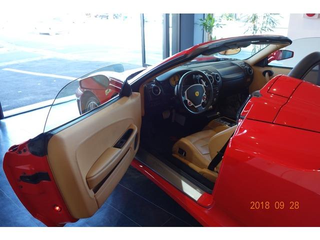 「フェラーリ」「F430スパイダー」「オープンカー」「岡山県」の中古車