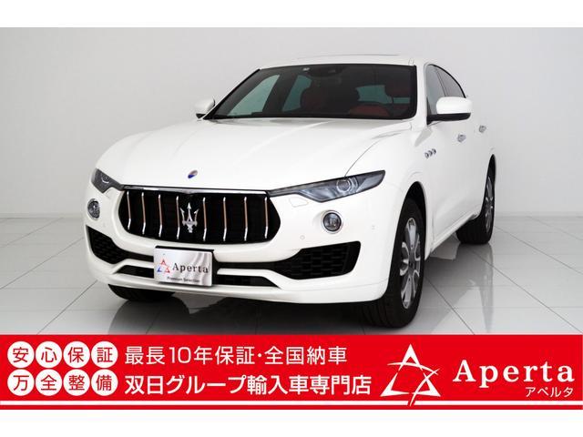 「マセラティ」「レヴァンテ」「SUV・クロカン」「愛知県」の中古車